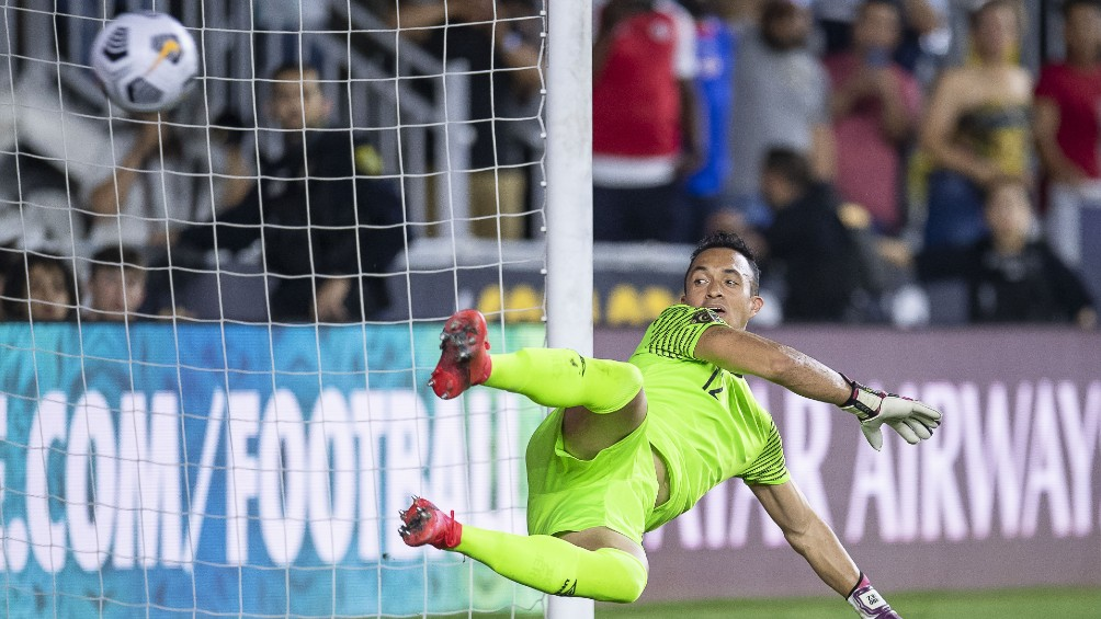Guatemala was eliminated on penalties despite the application of the Dutch strategy