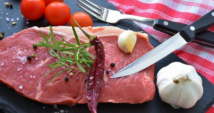 How much red meat do we eat according to science?  - Sun Toluca