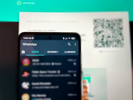 Whatsapp Beta multi-device test Mexico