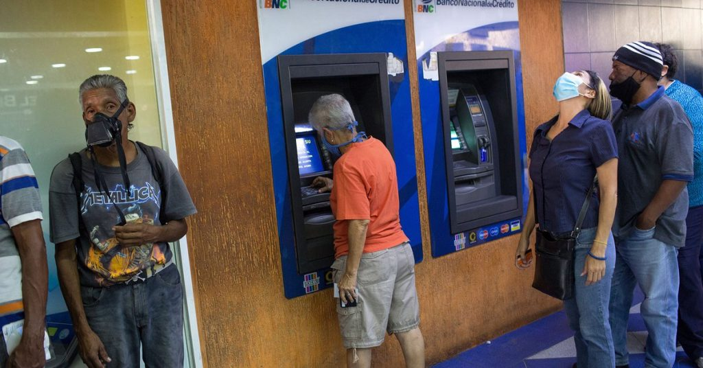 Inflation has accelerated the disappearance of ATMs in Venezuela
