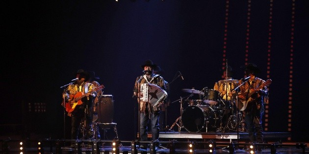 Intocable will give a live concert