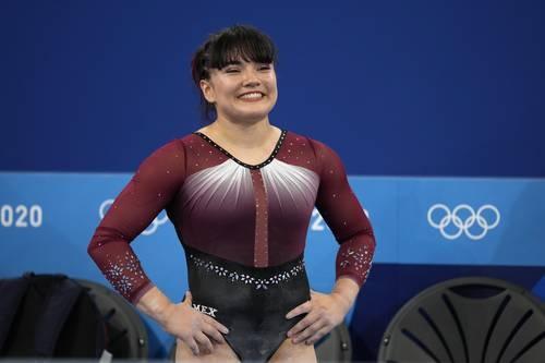 La mexicana Alexa Moreno consiguió 14.633 puntos para alcanzar la clasificación.