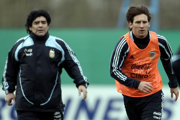 Maradona had a party inspired, Messi taught: Pacho Maturana