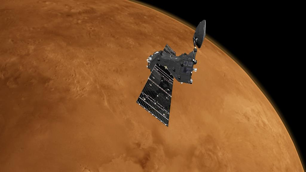 Martian methane mystery deepens with lack of signals