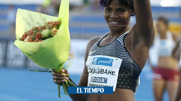 Nigerian athlete, first banned at Olympics for doping - Olympics - Sports