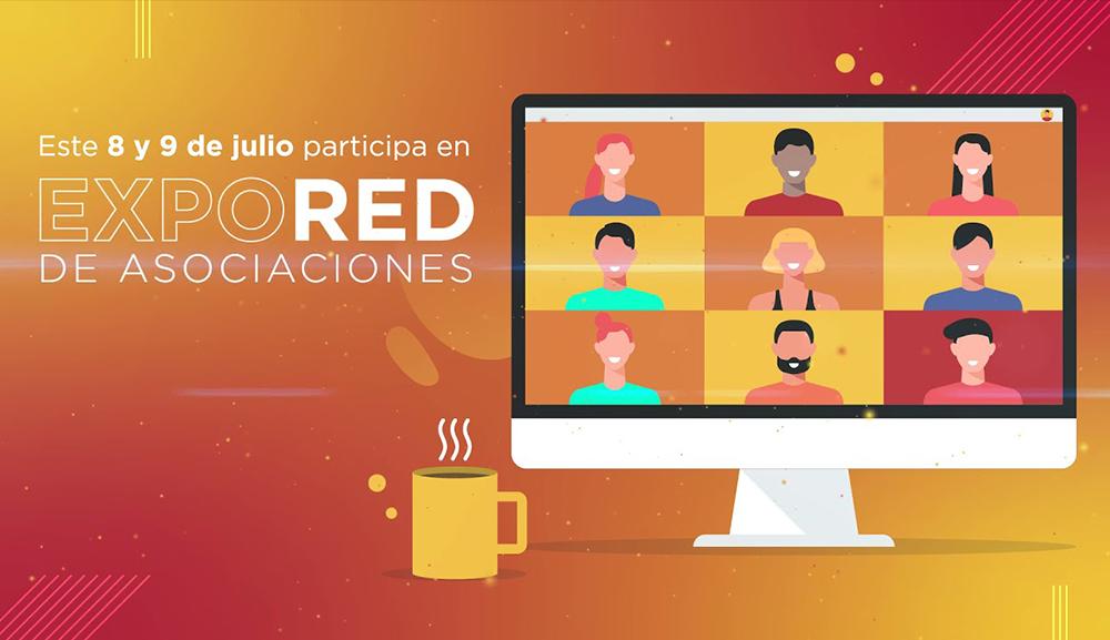 Participa en Expo Red de Asociaciones 2021
