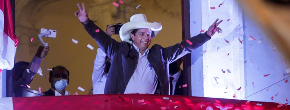 Peru's electoral jury rejects Fujimori's latest letter and declares Castillo president |  USA