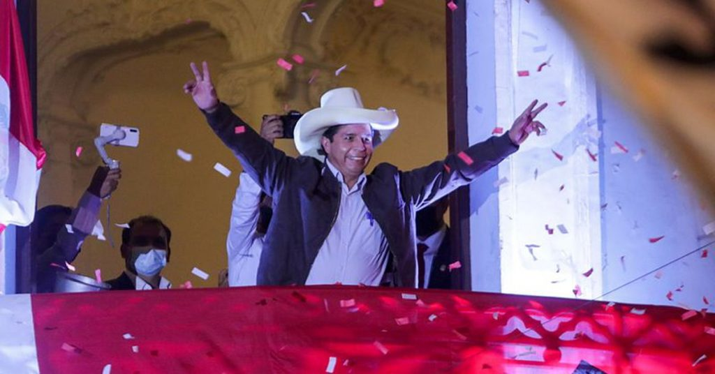 Polling in Peru: Keiko Fujimori's latest allegations dismissed and Pedro Castillo's path to presidency paved