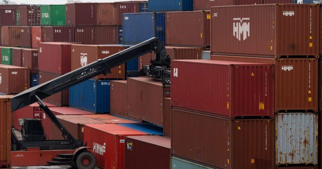 Return of foreign trade to pre-pandemic levels - El Financiero