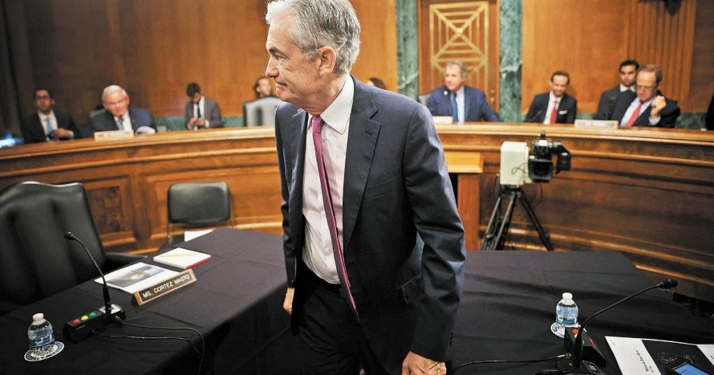 Senate questions Powell about inflation in the United States