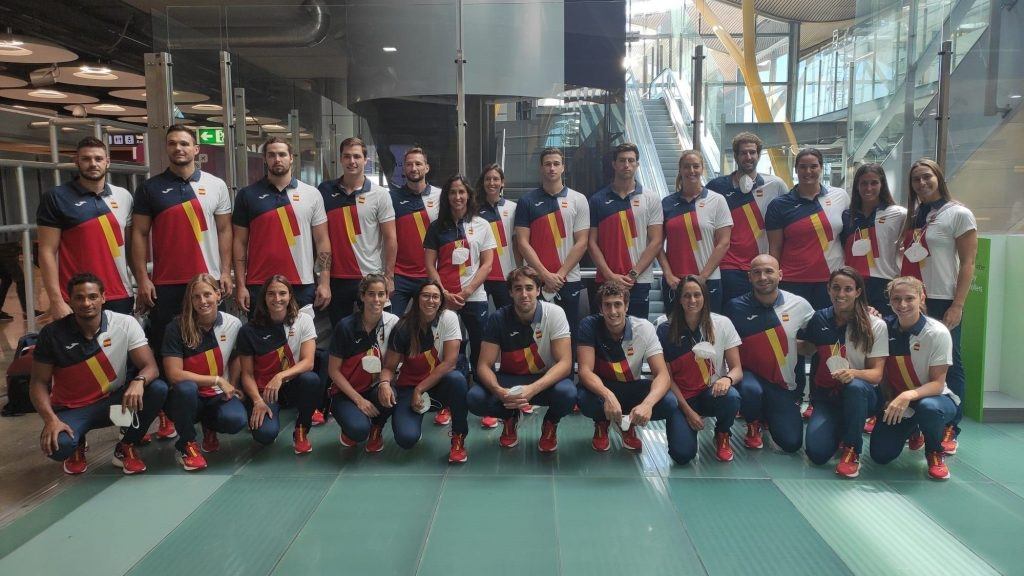 Spanish water polo aims to lift two metals in Tokyo