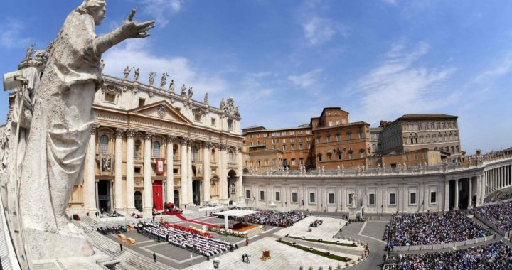 The Vatican reveals its real estate assets for the first time before the trial in London
