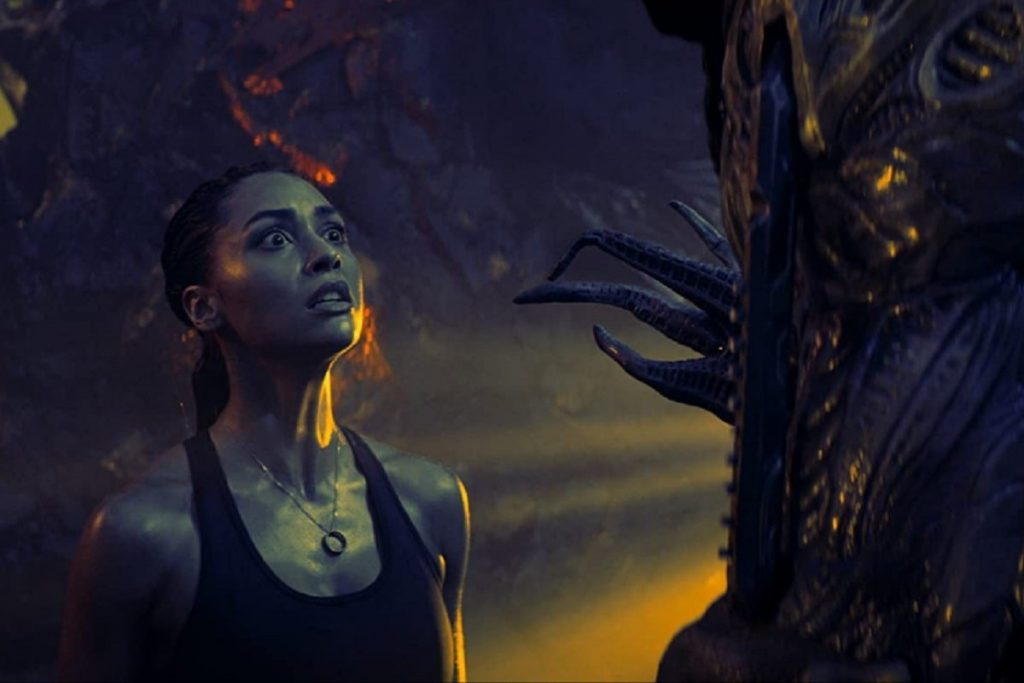 The science fiction movie to watch on Netflix