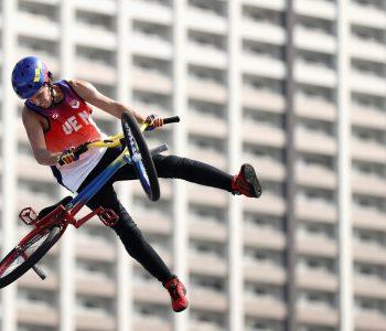 Reportan la desaparición de la bicicleta de un ciclista venezolano en la Villa Olímpica de Tokio, la recuperan y expulsan al atleta que la tomó
