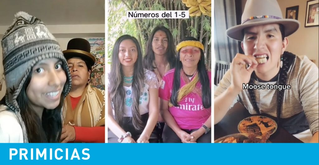 This is how TikTok is opening up a space in the indigenous world
