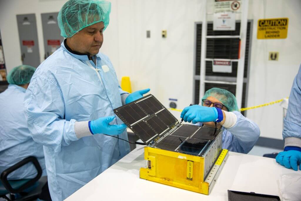 Two more satellites will travel to deep space on the Artemis I mission - Aerospace News