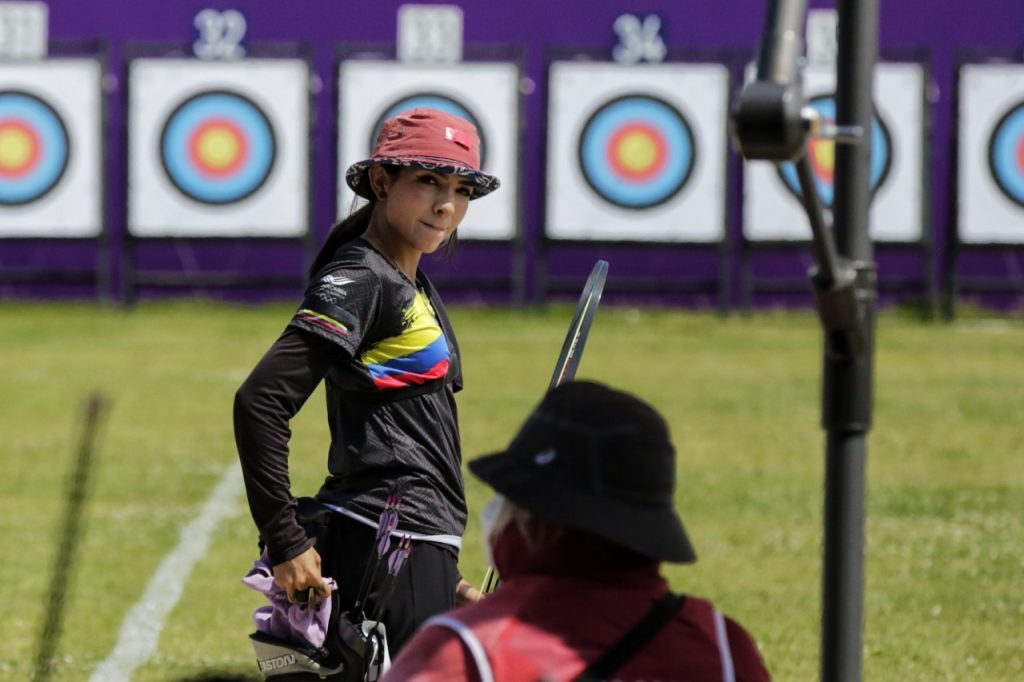 Valentina Acosta opens up about Colombians' participation in the Olympics