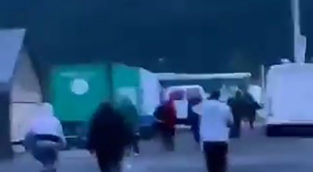 Videos of the 8.2 Alaska earthquake;  Dozens have been evacuated