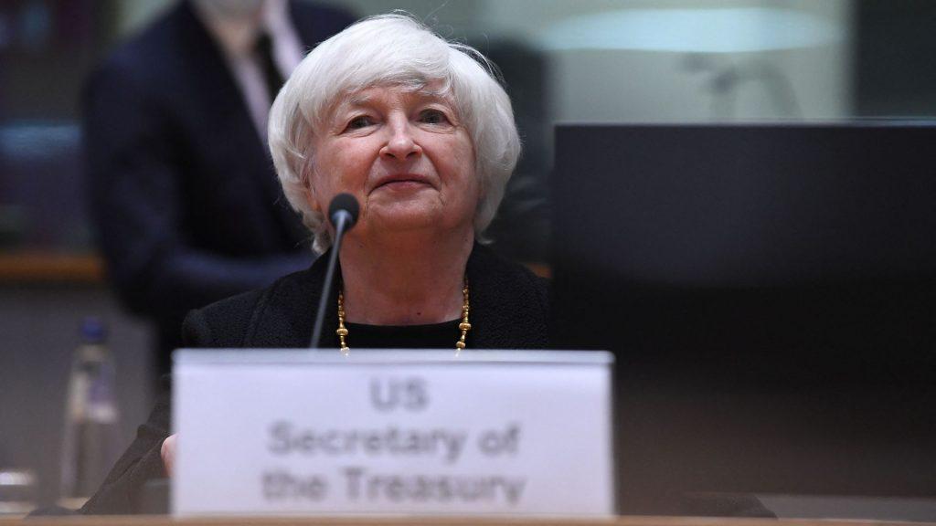 """Janet Yellen: no aumentar el techo de la deuda """"causaría un daño irreparable"""" a la economía de EE.UU."""
