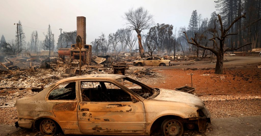14 photos of what's left of Greenville, the California city destroyed by the Dixie fire