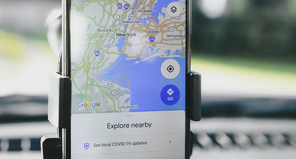 Google Maps: How to change the map layout in the app and add details to it |  Android |  iOS |  iPhone |  Applications |  Applications |  Smartphone |  Mobile phones |  viral |  United States |  Spain |  Mexico |  Colombia |  Peru |  nda |  nnni |  data