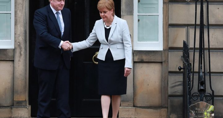 London will accept a new referendum in Scotland if there is a clear popular will