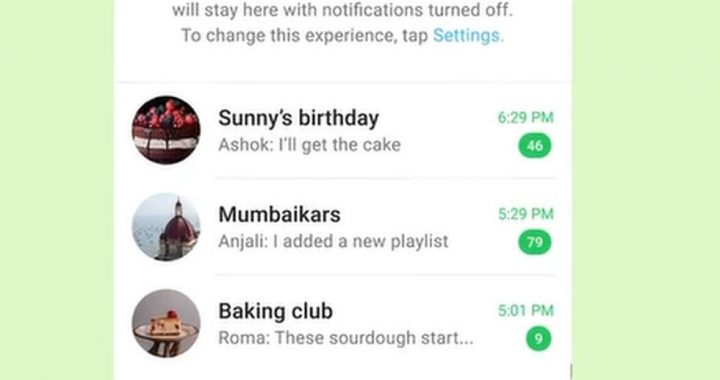 WhatsApp: The Trick to Hide a Private Conversation from the Main Chat Menu |  Applications |  Applications |  Smartphone |  Mobile phones |  trick |  Tutorial |  viral |  United States |  Spain |  Mexico |  nda |  nnni |  Spor-Play
