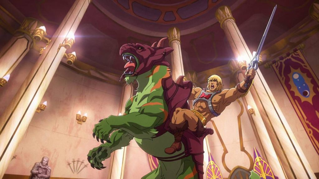 Netflix: 'Masters of the Universe: Revelation', opinions are mixed about new animated series    TV    entertainment