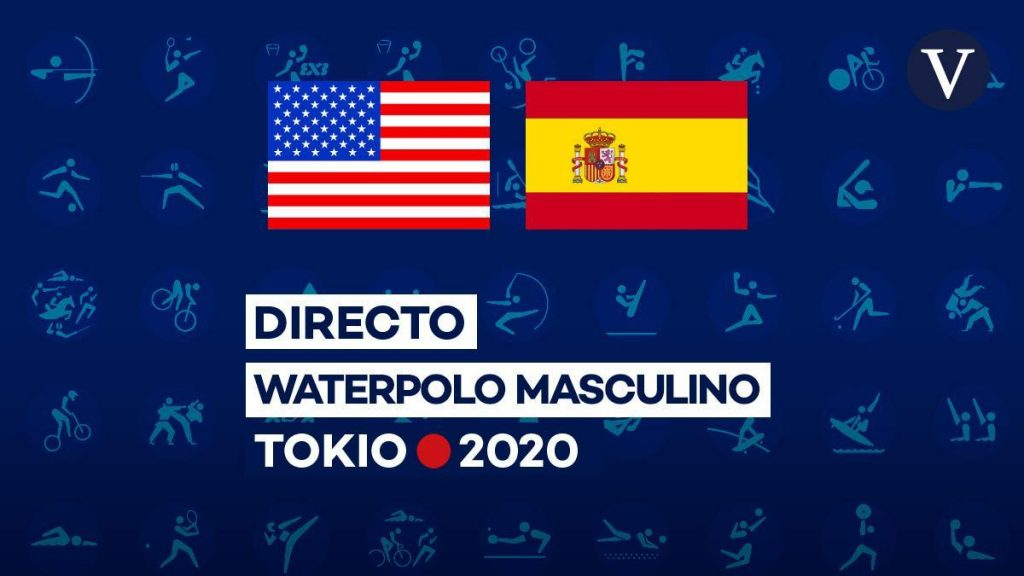 Spain - United States |  Water polo, Tokyo 2020 Olympic Games quarter-finals, live