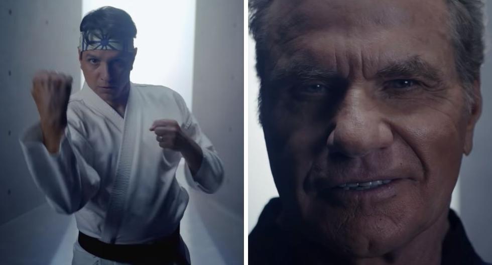 'Cobra Kai 4': Netflix releases teaser for new season    US video Netflix Celebs NNDC    SPORTS-PLAY
