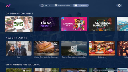 Relaxx TV 03