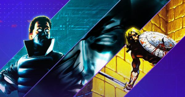 free!  They're giving away these 4 PC classics for a limited time