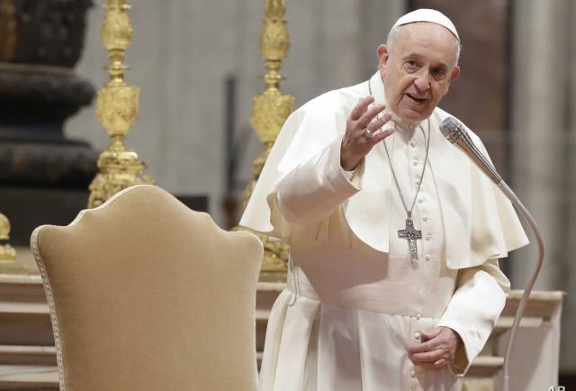 Pope promotes work of female scientists with Vatican appointments