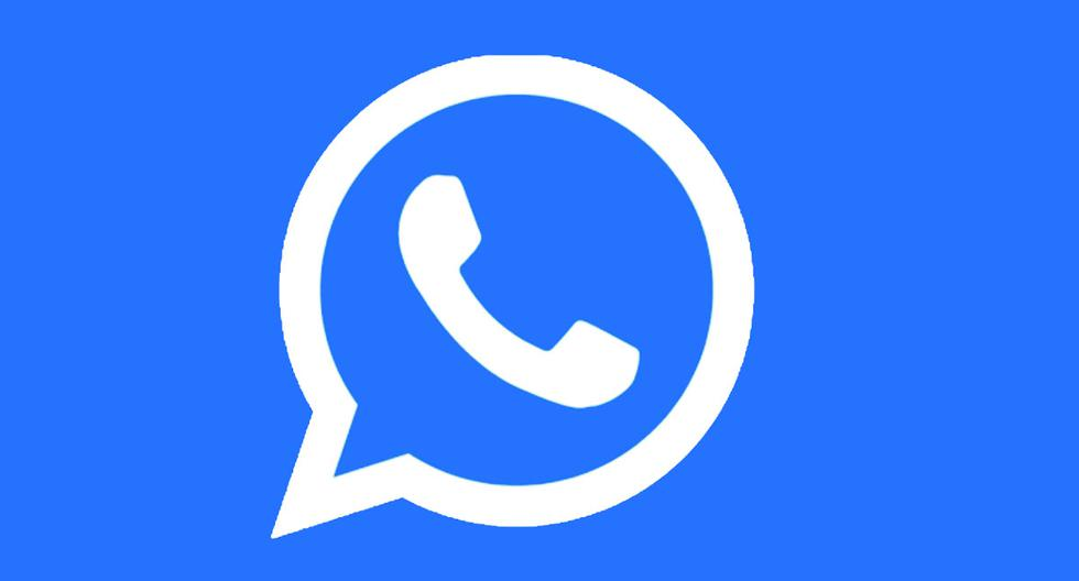 WhatsApp |  How to get the blue app |  Applications |  Applications |  Smartphone |  Mobile phones |  viral |  trick |  Tutorial |  Logo |  icon |  United States |  Spain |  Mexico |  NNDA |  NNNI |  SPORTS-PLAY