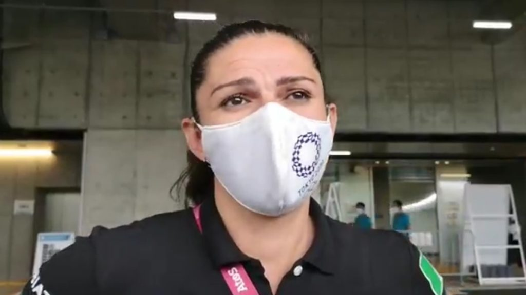 Ana Guevara responds to a few medals in Tokyo 2020 'I didn't compete'