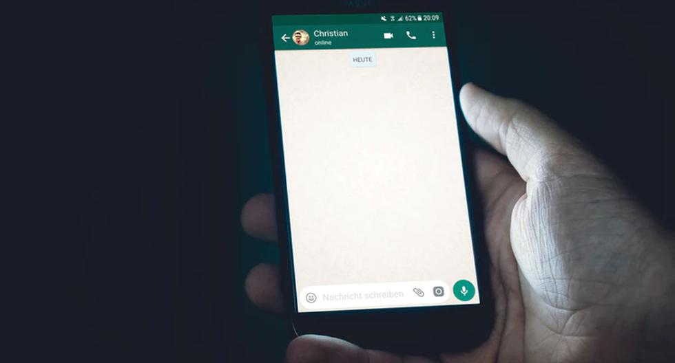 WhatsApp: The App Trick to Create a Conversation Where Only You    Android    iOS    iPhone    Applications    Applications    Smartphone    Mobile phones    viral    United States    Spain    Mexico    Colombia    Peru    nda    nnni    SPORTS-PLAY