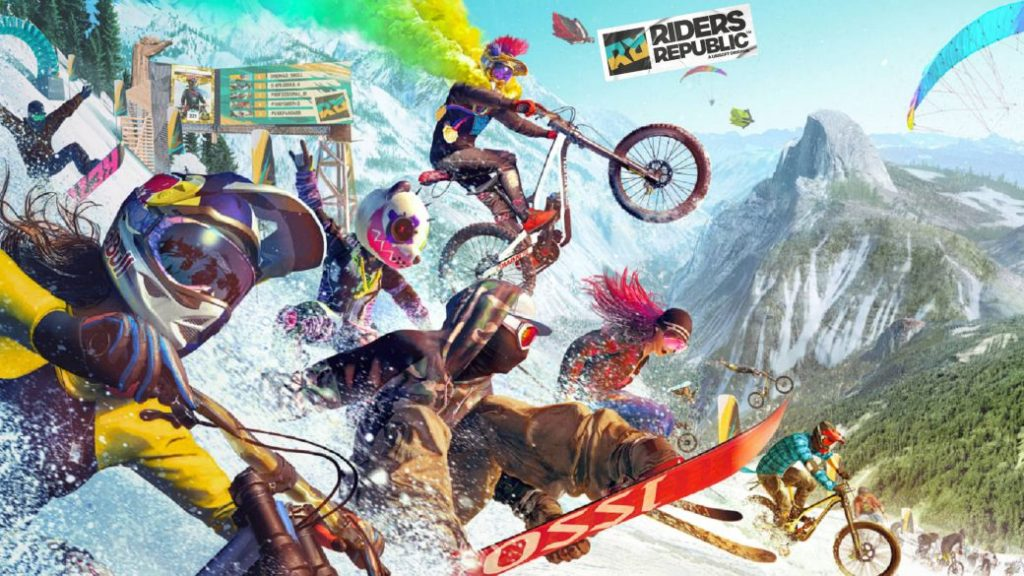 Republic Riders, Beta Impressions.  Chaos, fun and extreme sports