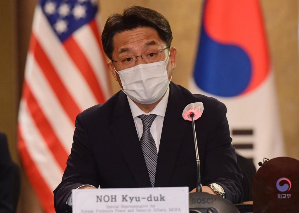 South Korean nuclear envoy travels to US to discuss current tension with North Korea