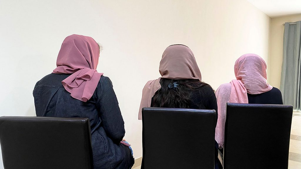 Afghan women will be allowed to study at university