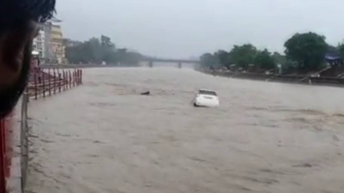 India floods rain