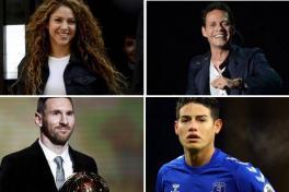 Celebrities accused of tax evasion