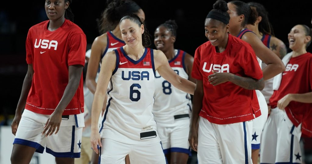 Bird and Taurasi seek their fifth Olympic gold medal against Japan