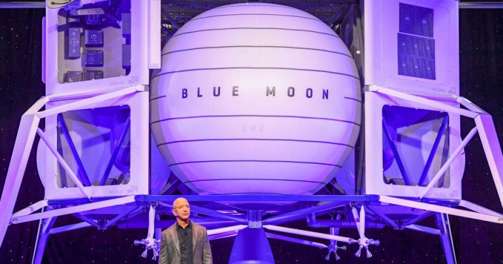 Blue Origin asks NASA to 'take advantage' of SpaceX
