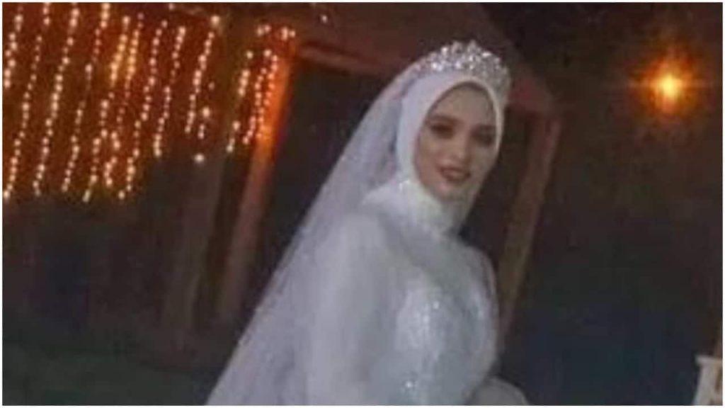 Bride dies in Egypt an hour after her wedding celebration - Noticieros Televisa