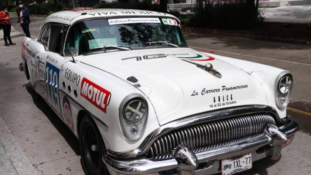 Carrera Panamericana reactivará economía durante su recorrido