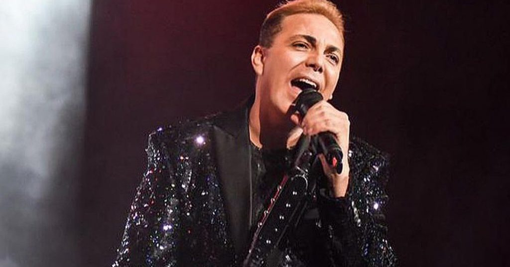 Cristian Castro will give concerts exclusively for people who have been vaccinated against COVID-19