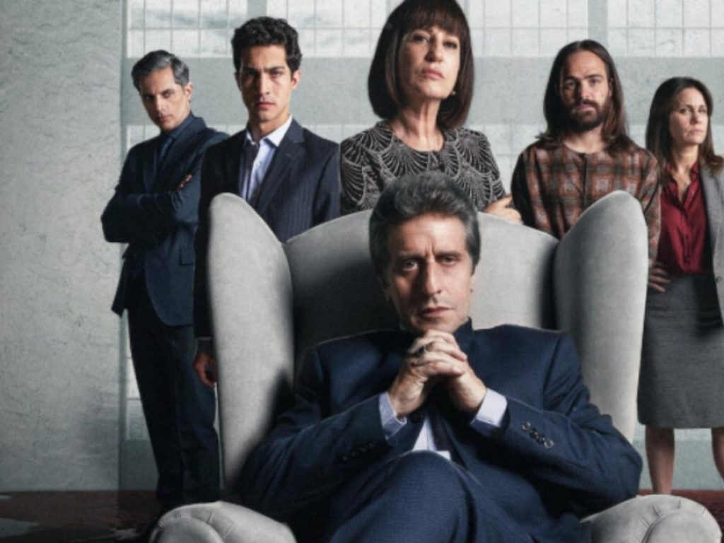 El Reino de Argentina is coming to Netflix.  Safety valve!