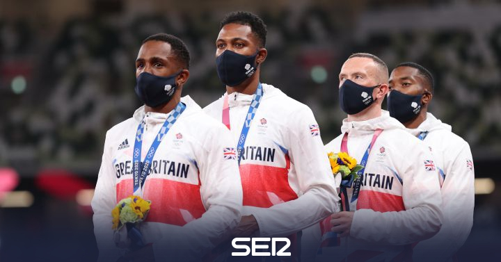 First doping scandal in Tokyo: Olympic runner-up in men's 4x100 race suspended |  Sports