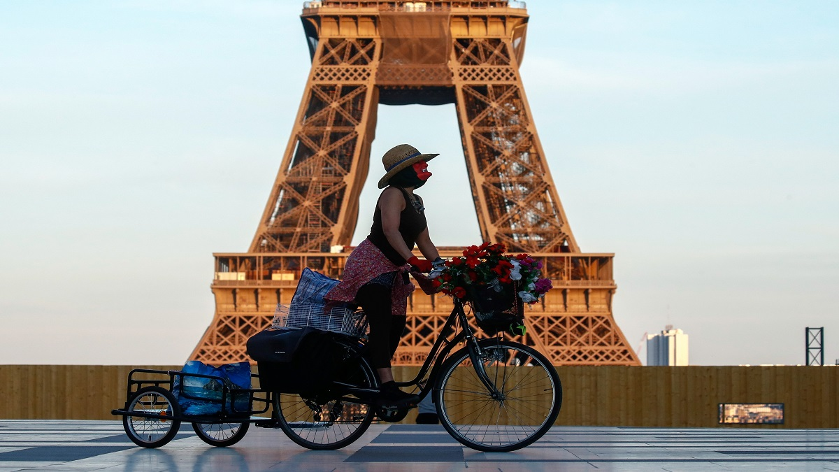 France: Tourism recorded fewer reservations in Paris