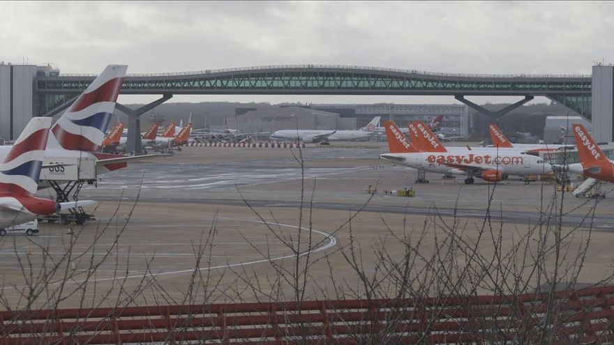 Gatwick Airport wants to relaunch its expansion project